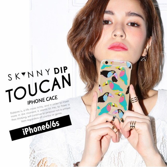 iPhone iPhone6/6s スキニーディップ SKINNYDIP T...