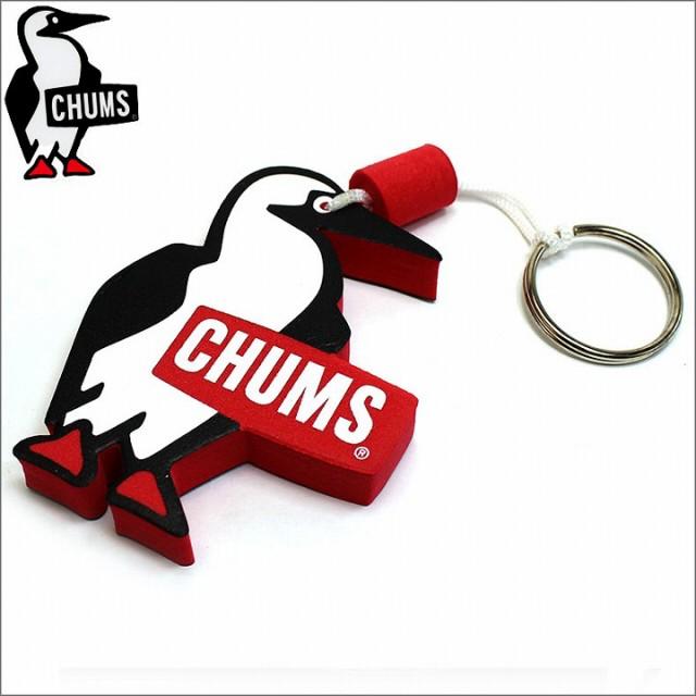 チャムス CHUMS キーホルダー フローティング キ...
