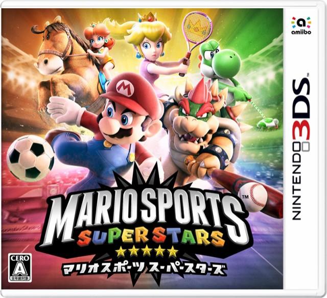 *新品*【3DS】マリオスポーツ スーパースターズ