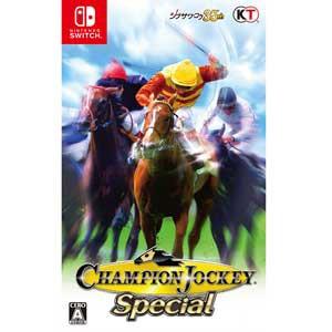 *新品*【Switch】Champion Jockey Special(チャン...