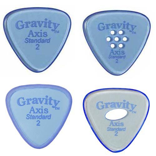GRAVITY GUITAR PICK/GAXS2P,GAXS2PM,GAXS2M,GAXS...