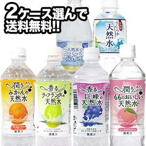 【送料無料】 富永食品 天然水シリーズ500mlPET...