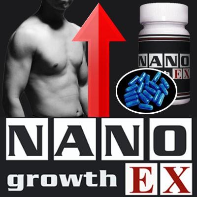 ●送料無料☆デカくしたい⇒異次元の増大粒【Nano...