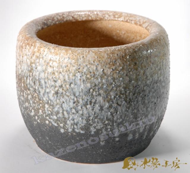 白砂火鉢 11号 (信楽焼・陶器・暖房・火鉢・ひ...