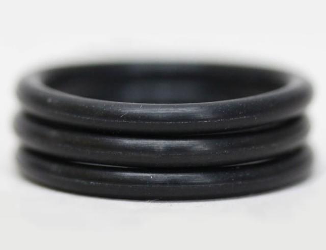 ラバーリング 指輪★Mサイズ(3本組)