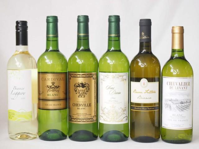 第38弾!セレクション白ワイン6本セット (チリ...
