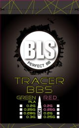BLS 高品質蓄光プラスチックBB弾 0.2g (5000発...