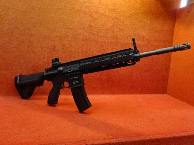 A&K HK416D フルメタル トレーニングウエポンタイ...