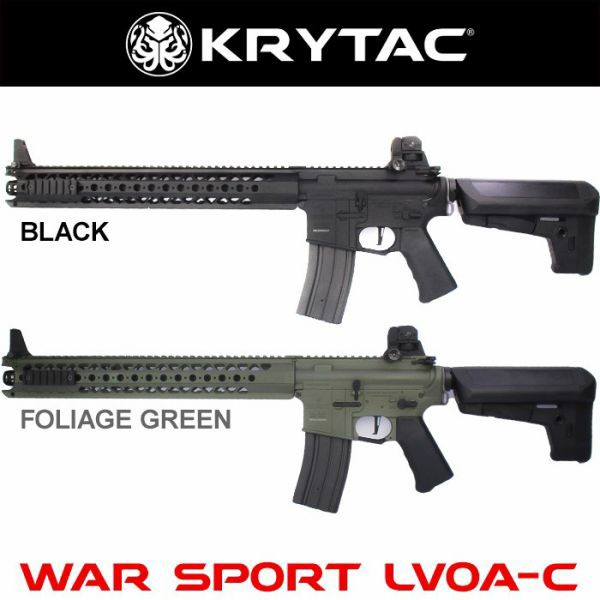 KRYTAC(クライタック)WARSPORT LVOA-C FG (WAR...