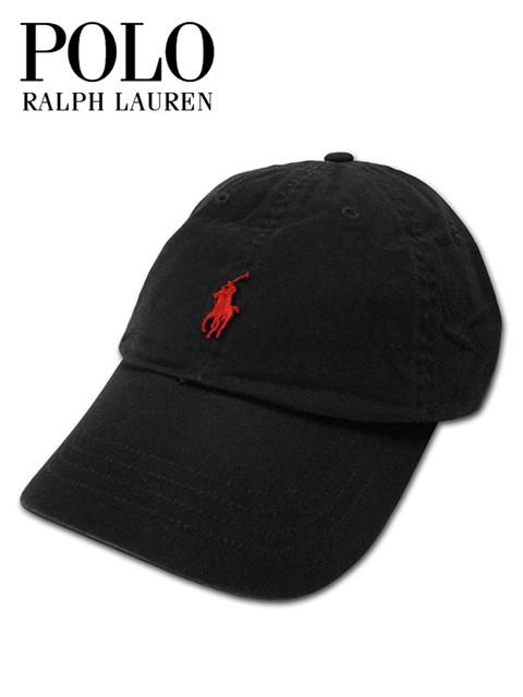 メンズ レディース キャップ ブラック Polo Ralph...