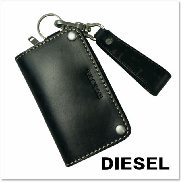 DIESEL ディーゼル 4連キーケース D-KEY HOLDER /...
