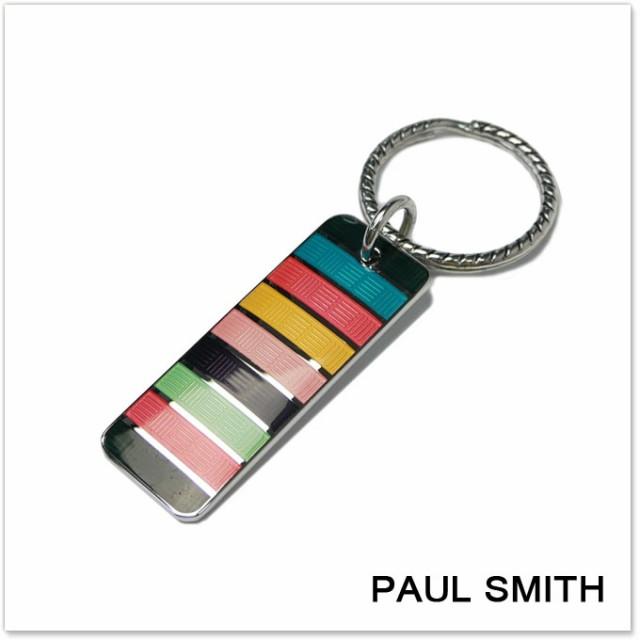 PAUL SMITH ポールスミス キーリング/キーホルダ...