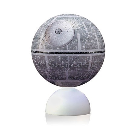 3D 240ピース やのまん 光る球体パズル スターラ...