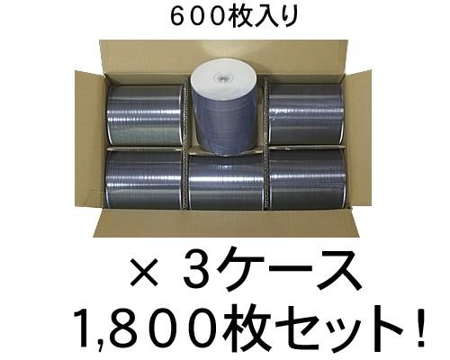 業務用 Touch DR47GPZ600KT DVD-R 台湾製 16倍 ワ...