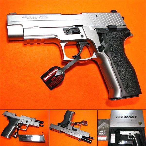 【遠州屋】 SIG SAUER P226 E2 STAINLESS シグ ザ...