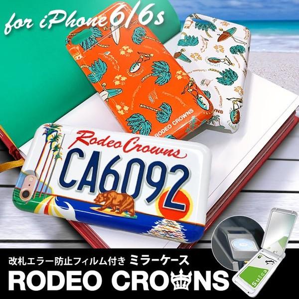 iPhone6/6s 【RODEOCROWNS/ロデオクラウンズ】 「...