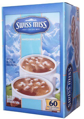 SWISSMISSスイスミスマシュマロ入りミルクチョコ...