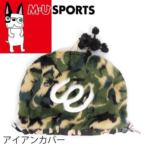 M・U SPORTS MUスポーツ ゴルフ レディース アイ...