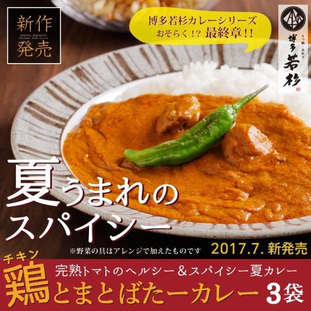 【メール便送料無料】鶏とまとばたーカレー/チキ...