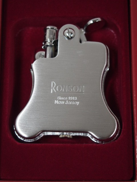 RONSON ロンソン・バンジョー銀色クローム RO1-0...