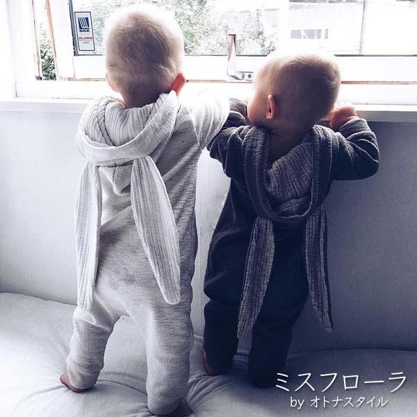 【予約11月上旬発送予定】うさぎ 耳付き キュート...