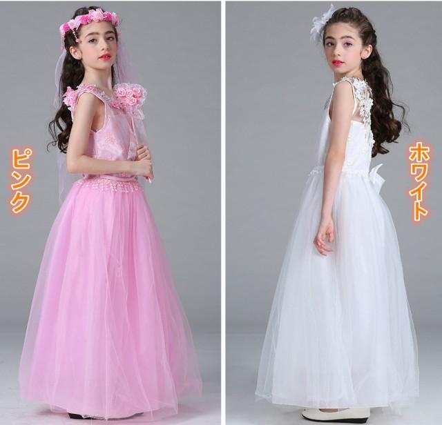 新品 子供ドレス 子供服 フォーマル 大きいサイズ...