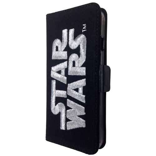 "STAR WARS  iPhone 6/6s (4.7 "")  3D刺繍フリッ..."