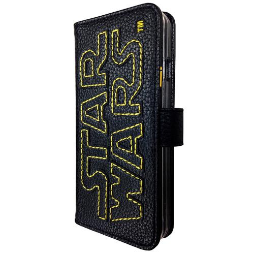 "STAR WARS iPhone 6/6s (4.7 "")  ステッチレザ..."