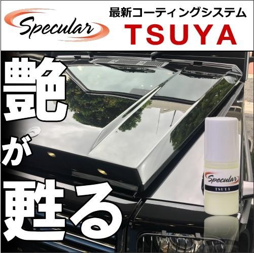 スペキュラー TSUYA 100ml ガラスコーティング剤 ...