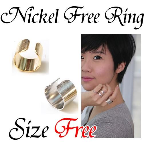 New・幅広フリーサイズリング YO008指輪 【定形...