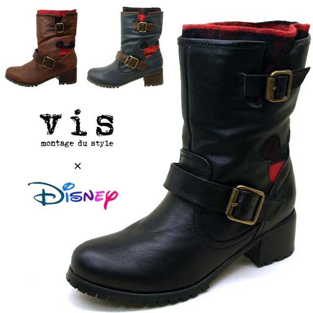 ビス ViS Disney ディズニー DV12 ミッキー 0012 ...