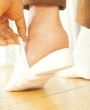 【シークレット・ソックス】靴を脱いだってオッケ...