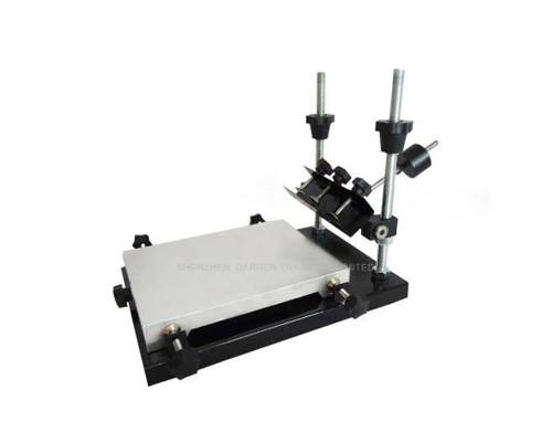 シルクスクリーン 一色印刷機 プリント台サイズ:...
