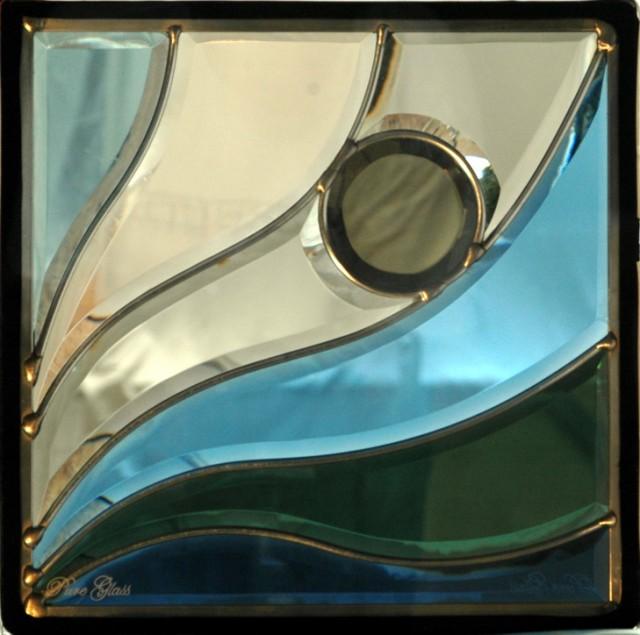 本物のステンドグラス ピュアグラス SH-GL63 ...
