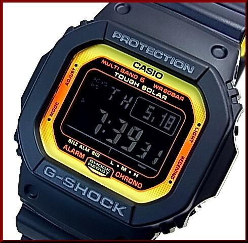 カシオ/G-SHOCK【CASIO/Gショック】ソーラー電波...