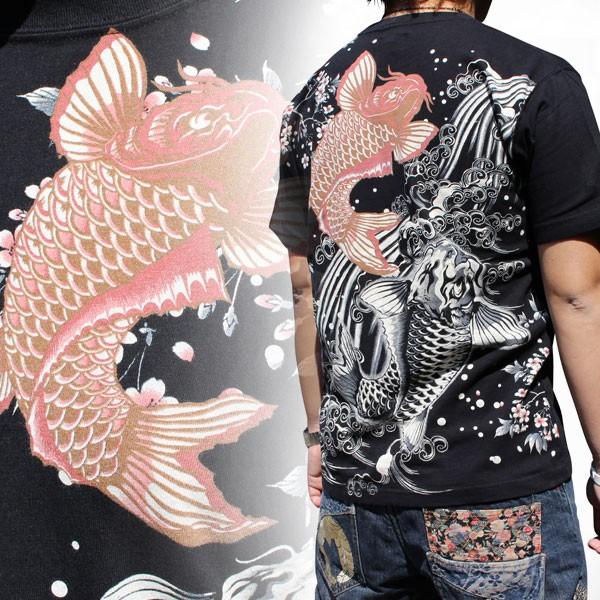 【華鳥風月ブランド朧962456】和柄 Tシャツ 和柄...