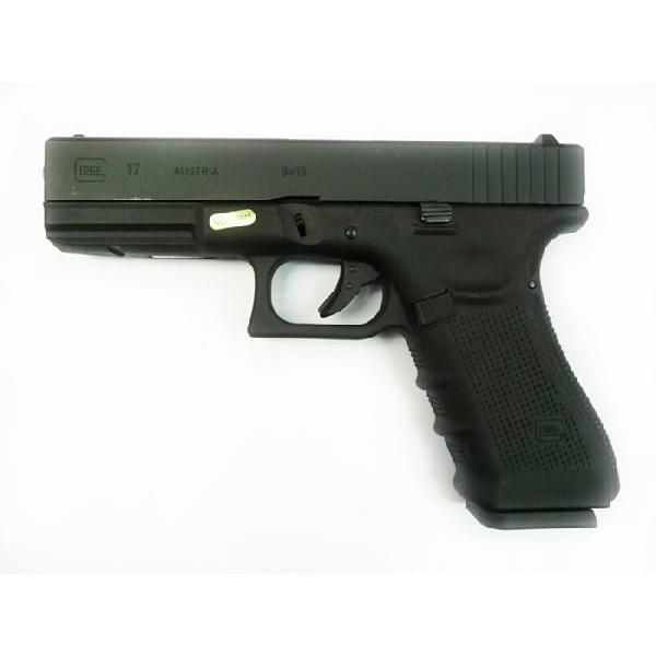 【限定!35%OFF】We-Tech Glock17 Gen.4 ガスブ...