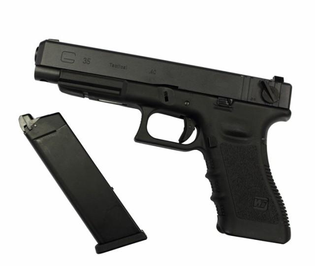 【激安!訳あり品】We-Tech Glock35 Gen.3 ガスブ...