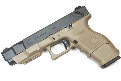【激安!訳あり品】We-Tech Glock26C アドバンス ...