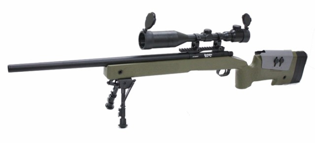 【激安!スナイパーフェア】S&T M40A3 エアーコッ...