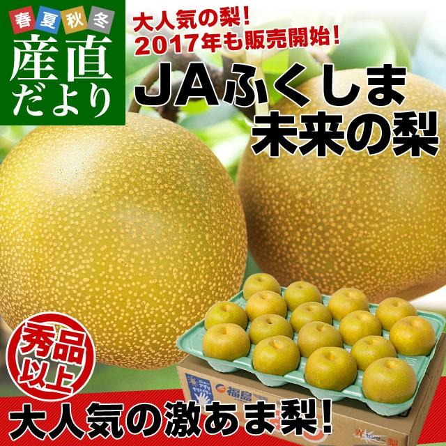 送料無料 福島県より産地直送 JAふくしま未来の...