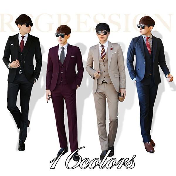 スーツ メンズ フォーマル メンズ ビジネススーツ...