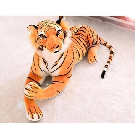 ぬいぐるみ 特大 虎/タイガー 大きい 動物 120cm ...