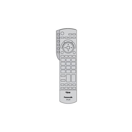 パナソニック テレビ用リモコン N2QAYB000443