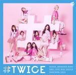 ◆通常盤☆TWICE CD【#TWICE】17/6/28発売