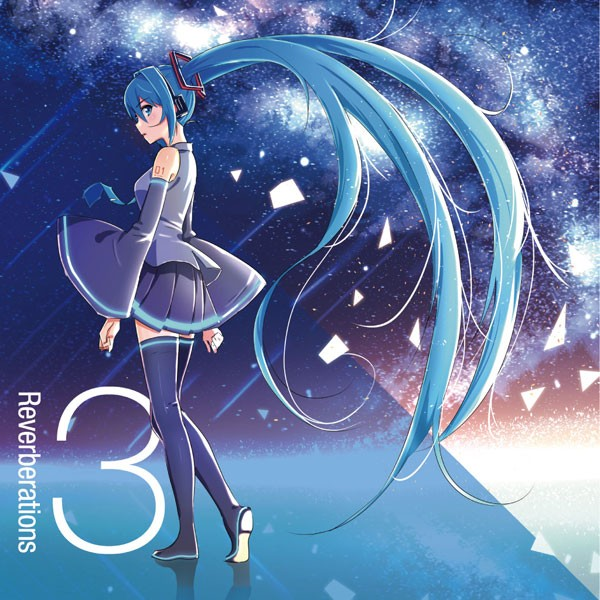 Reverberations 3(8/11発売) -S.C.X-