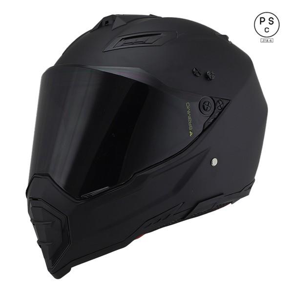 オフロード ヘルメット フルフェイス バイクヘル...