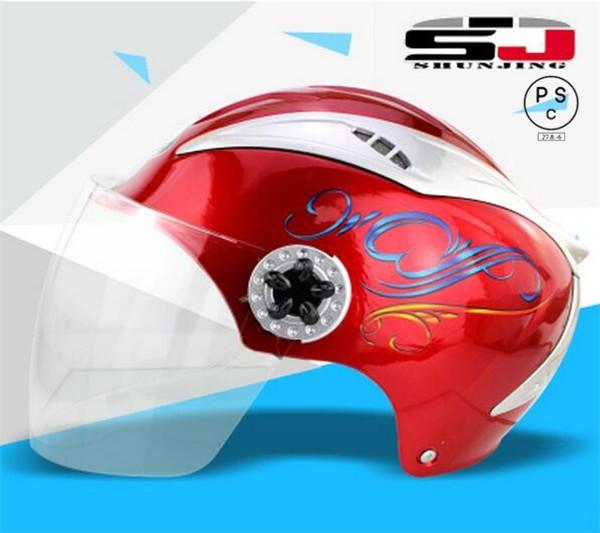 バイクヘルメット バイク用 ヘルメット 高密度ABS...