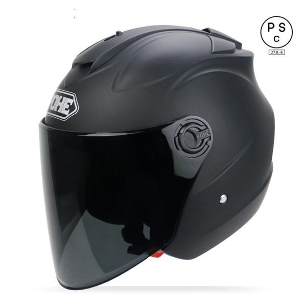 バイクヘルメット バイク用 ヘルメット ジェット ...