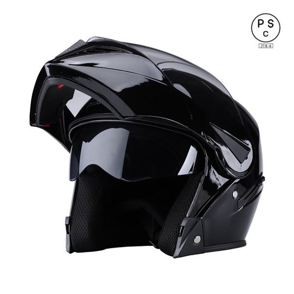 システムヘルメット フリップアップヘルメット ヘ...